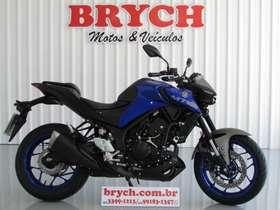 Yamaha MT-03 - mt-03 321 ABS