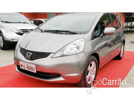 Honda FIT - FIT LXL 1.4 16V AT