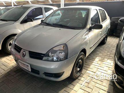 Renault CLIO SEDAN - clio sedan AUTHENTIQUE 1.6 16V