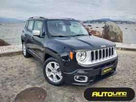 JEEP RENEGADE - renegade LIMITED 1.8 16V AT6