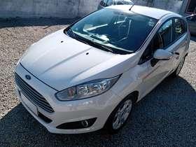 Ford NEW FIESTA - new fiesta NEW FIESTA SE 1.6 16V P.SHIFT