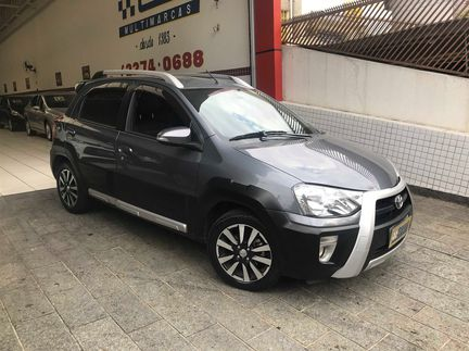 Toyota ETIOS HATCH - ETIOS HATCH CROSS 1.5 16V