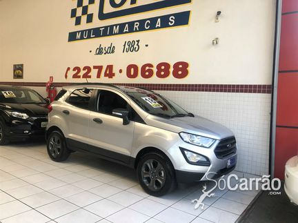 Ford NEW ECOSPORT - NEW ECOSPORT FREESTYLE 1.5 12V