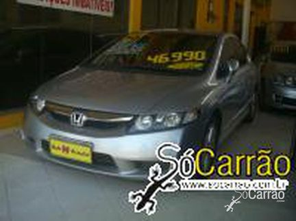 Honda CIVIC - CIVIC LXS 1.8 16V AT