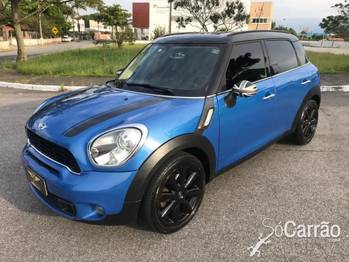 Mini COOPER COUNTRYMAN 1.6 S TURBO 4X2 16V 4P
