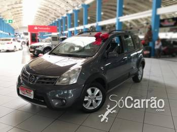 Nissan LIVINA X GEAR SL 1.6 16V