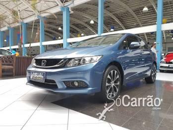 Honda CIVIC LXR 2.0 I-VTEC