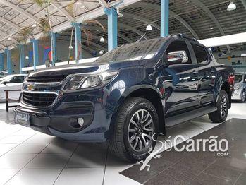 GM - Chevrolet S10 2.8 HIGH COUNTRY 4X4 CD 16V TURBO DIESEL 4P AUTOMÁTICO