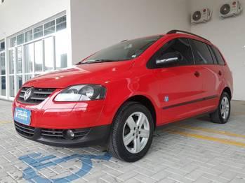 Volkswagen SPACEFOX ROUTE 1.6