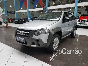 Fiat PALIO WEEKEND ADVENTURE DUALOGIC E-TORQ 1.8 16v