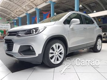 GM - Chevrolet TRACKER LTZ 1.4 TURBO