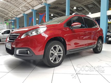 Peugeot 2008 - 2008 GRIFFE 1.6 16V AT FLEXSTART