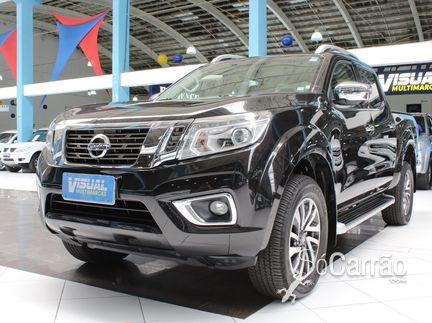 Nissan FRONTIER CD - frontier cd LE 4X4 2.3 16V AT7