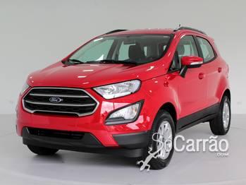 Ford new ecosport SE 1.5 12V AT6