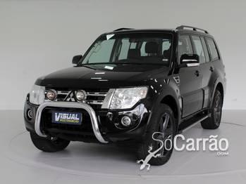 Mitsubishi pajero full HPE 4WD 3.2 TB-IC AT