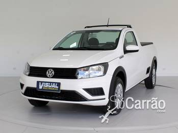 Volkswagen saveiro cs ROBUST G6 1.6 8V