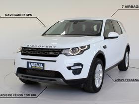 Land Rover DISCOVERY SPORT - discovery sport NAC. SE 2.2 TB-SD4