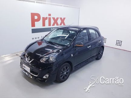 Nissan MARCH - march RIO 2016 1.6 16V