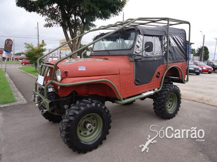 JEEP Willys - WILLYS 4X4