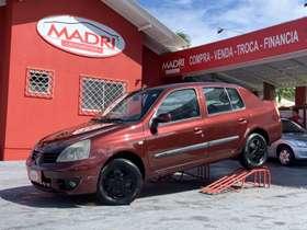 Renault CLIO SEDAN - clio sedan EXPRESSION 1.6 16V HIFLEX