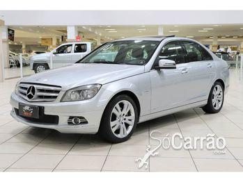 Mercedes C200 CGI AVANTGARDE COM KIT AMG