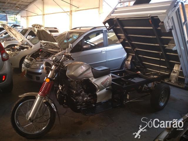 Triciclo Protork HD200p Carga CC196