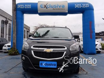 GM - Chevrolet spin LT 1.8 8V ECONOFLEX
