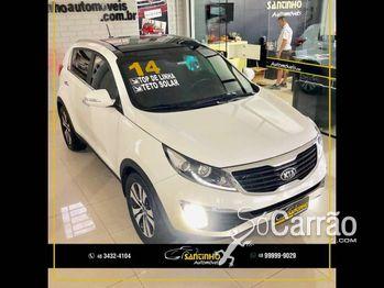 KIA sportage EX 4WD 2.0 16V AT