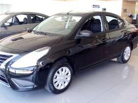 Nissan VERSA V-DRIVE - versa v-drive VERSA V-DRIVE PLUS 1.6 16V CVT XTRONIC