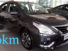 Nissan VERSA V-DRIVE - versa v-drive VERSA V-DRIVE PREMIUM 1.6 16V CVT XTRONIC
