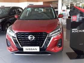 Nissan KICKS - kicks KICKS EXCLUSIVE 1.6 16V CVT
