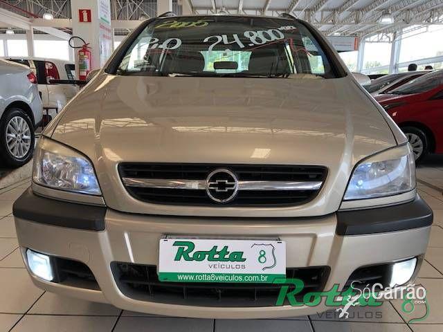 GM - Chevrolet ZAFIRA ELEGANCE