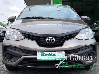 Toyota ETIOS HATCH X 1.5 AUTOMATICO