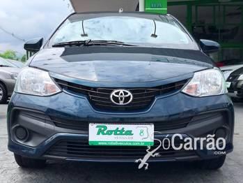 Toyota etios sedan XS 1.5 16V AT