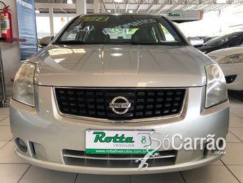 Nissan sentra 2.0 16V CVT