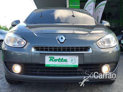 Renault FLUENCE - fluence PRIVILEGE 2.0 16V CVT HIFLEX
