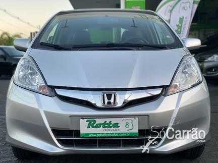 Honda FIT - fit LX 1.4 8V MT