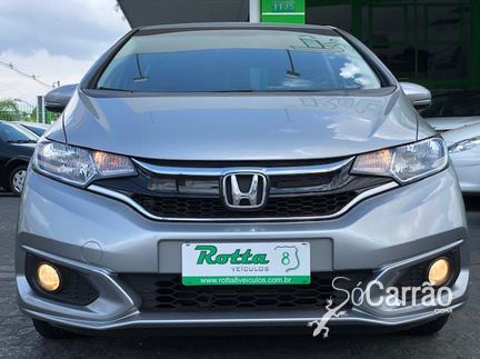 Honda FIT - fit LX 1.5 16V CVT FLEXONE