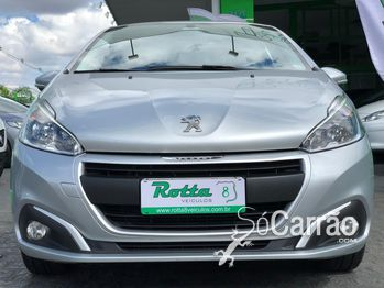 Peugeot 208 ACTIVE PACK 1.6 16V AT6 FLEXSTART