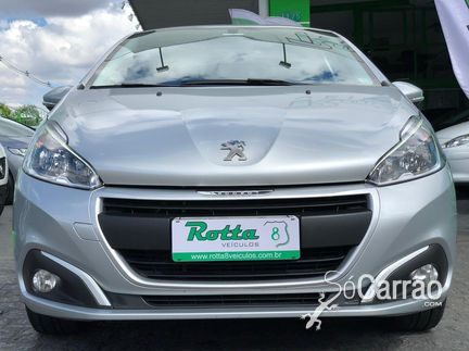 Peugeot 208 - 208 ACTIVE PACK 1.6 16V AT6 FLEXSTART