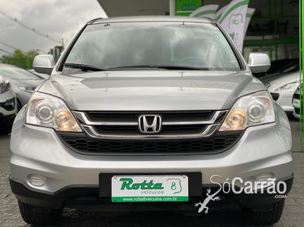 Honda CR-V - cr-v LX 2WD 2.0 16V AT