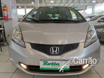 Honda fit EXL 1.5 16V MT