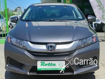 Honda city DX 1.5 16V CVT