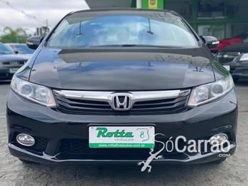 Honda civic LXR 2.0 16V AT5