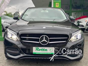 Mercedes c 180 coupe AVANTGARDE CGI 1.6 16V TB
