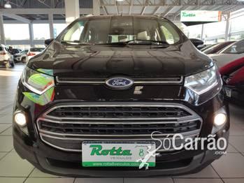Ford new ecosport TITANIUM 1.6 16V