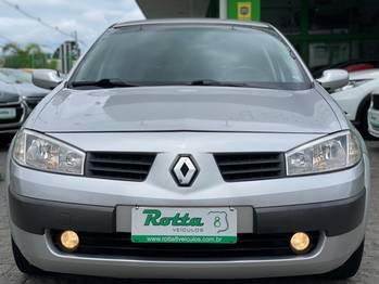 Renault megane sedan DYNAMIQUE 1.6 16V HIFLEX