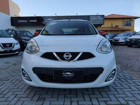 Nissan MARCH - march SV 1.0 12V FLEXSTART