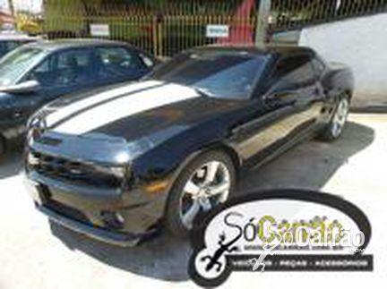 GM - Chevrolet CAMARO - camaro 2SS 6.2 V8 AT