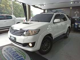 Toyota HILUX SW4 - hilux sw4 SR 4X4 3.0 TB-IC 16V AT